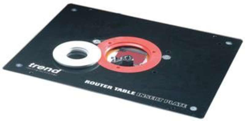 ROUTER TABLE INSERT PLATE RTI/PLATE By TREND