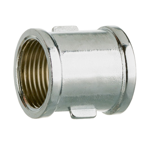 3/4 Inch Pipe Coupling Female Thread Connection Screwed Fittings Muff