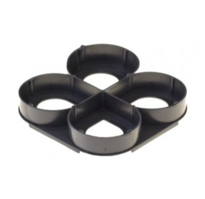 JCW 20mm Acoustic Cradle Stackers for Cradle & Batten System - pack of 30