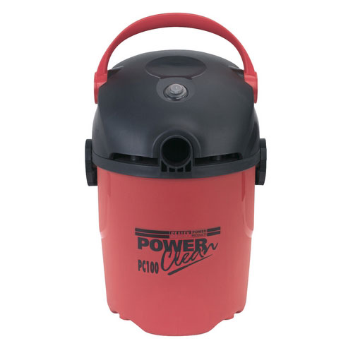 Sealey PC100 10ltr Wet & Dry Vacuum Cleaner 1000W