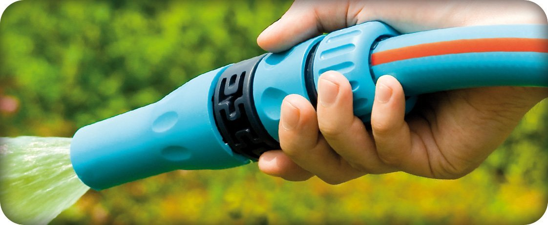 1 Inch Water Sprayer Nozzle Quick Connect Heavy Duty Hose System Quickfit
