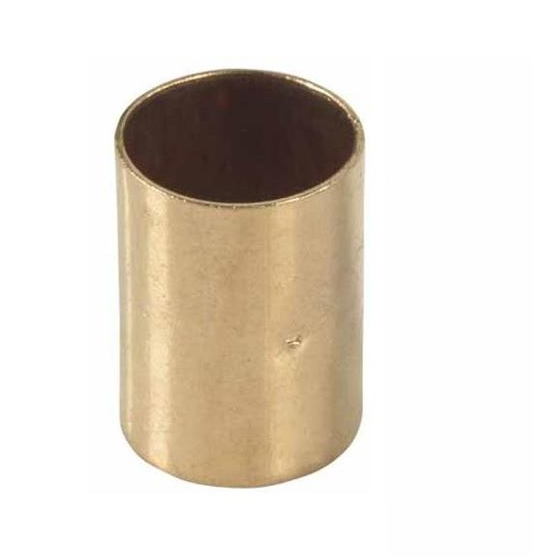 28x28mm Copper Pipe Coupler Fitting Connector Muff Solder Joint