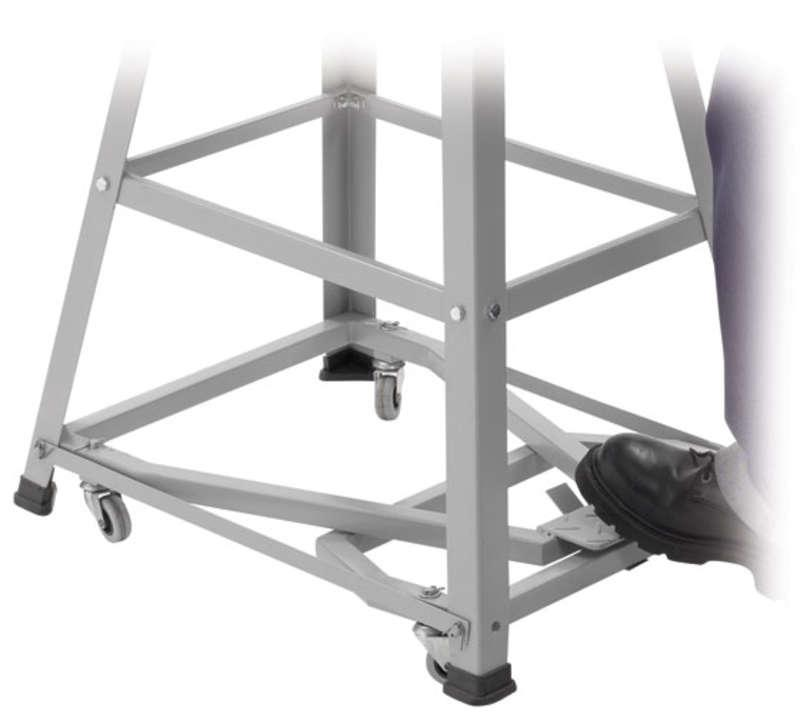 Record Power BS250-AW Stand & Wheel Kit For BS250/Sabre 250