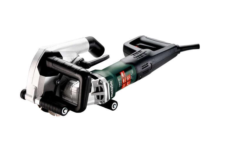 Metabo MFE40 110V, 1700W, 40mm Wall Chaser C/w 2x 5