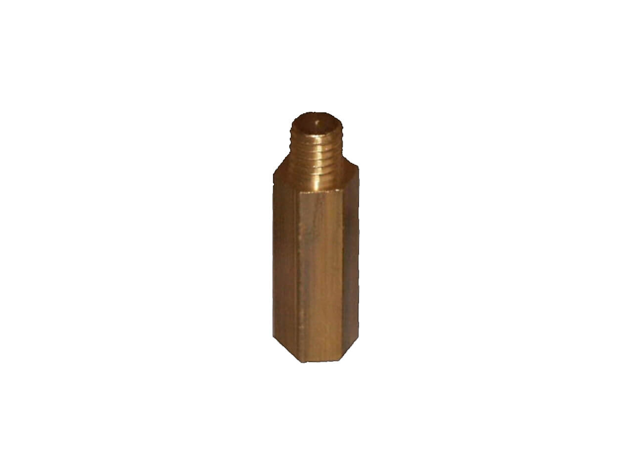 Copper and Zinc Gutter Extension For Downpipe Clip - 3cm