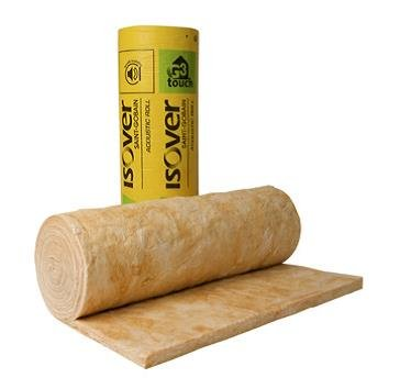 Isover Acoustic Partition Roll APR 1200 (12200mm x 1200mm x 75mm) 14.64m2
