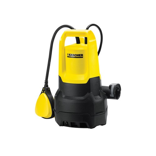 Karcher 1.645-512.0 SP3 Submersible Dirty Water Pump 350W 240V