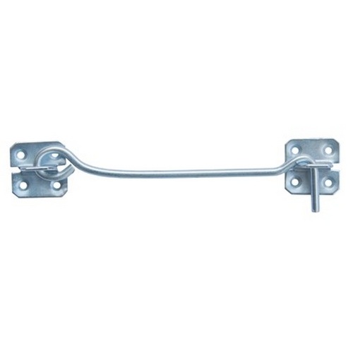 Securit S5147 Cabin Hook Cast Zinc Plated 150mm Pack Of 1
