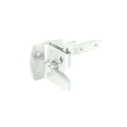 Securit S5131 Auto Gate Latch Zinc Plated 250mm Pack Of 1