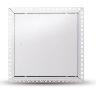 Fire Rated Wall Access Panel Metal Door/Beaded Frame 600mm x 300mm (0.18m2)
