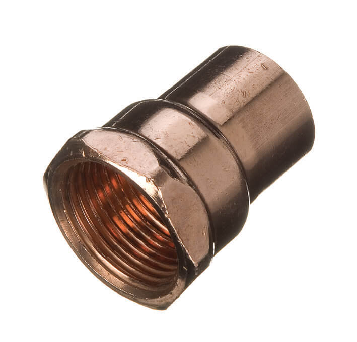 Endfeed Female Iron Adaptor - 15mm x 1/2andquot;