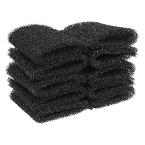 Sealey PC195SDFF10 Foam Filter For PC195SD Pack Of 10