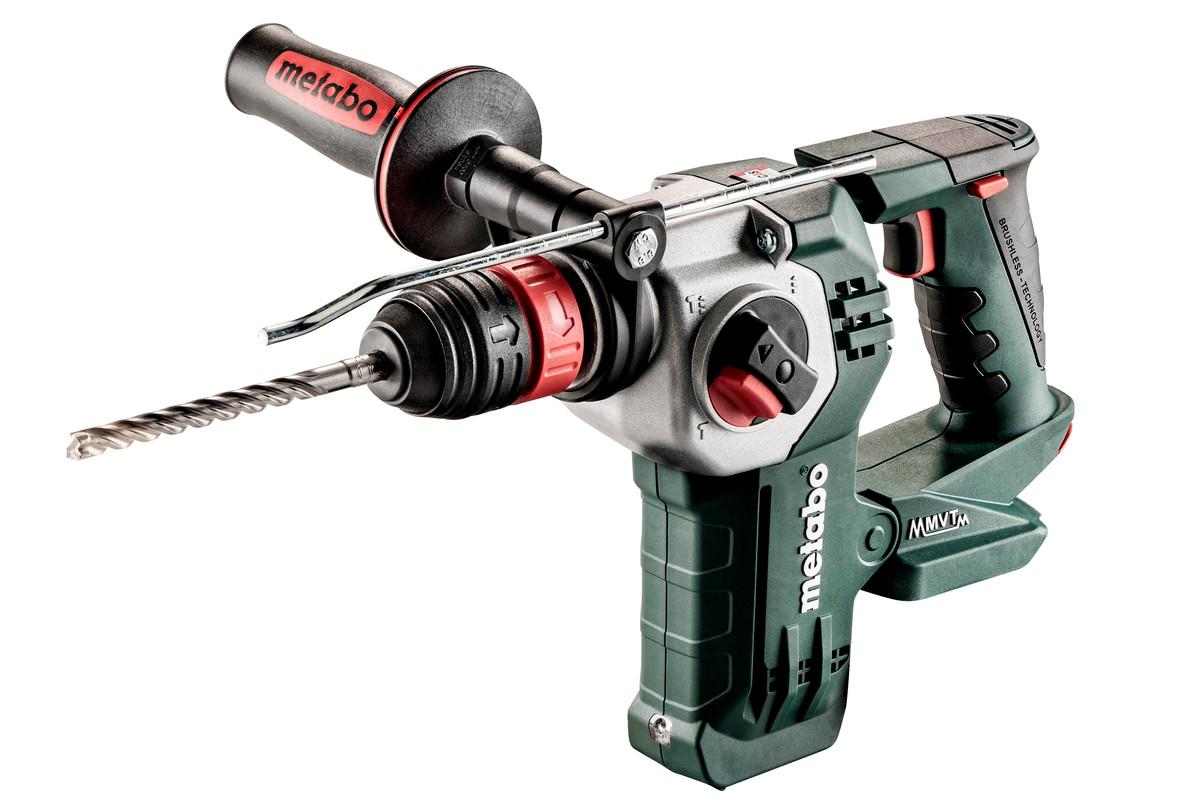 Metabo KHA 18 LTX BL 24 Quick Brushless SDS Hammer Drill Body Only With Metabox