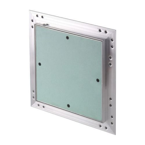 Plasterboard Access Panels with Aluminium Frame Inspection Revision Hatch Wall and Ceiling Use - 200x250 KRAL3