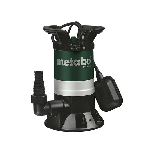 Metabo 0250750000 PS 7500 S Dirty Water Pump 450W 240V