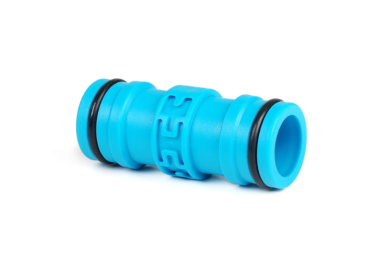 1 Inch Quick Connection 2-way Fittings Quick Connect Heavy Duty Hose System Quickfit