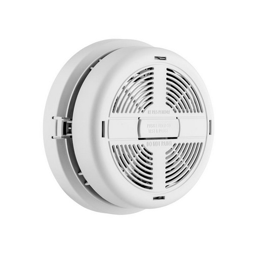 BRK 770MRL Ionisation Smoke Alarm – Mains Powered with 10 Year Battery Backup