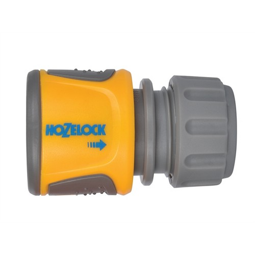 Hozelock 20706002 Soft Touch Hose End Connector - Loose