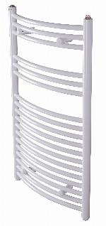 Made of Steel Central Heating White Radiator Heater for Bath Bathroom 635x1060mm