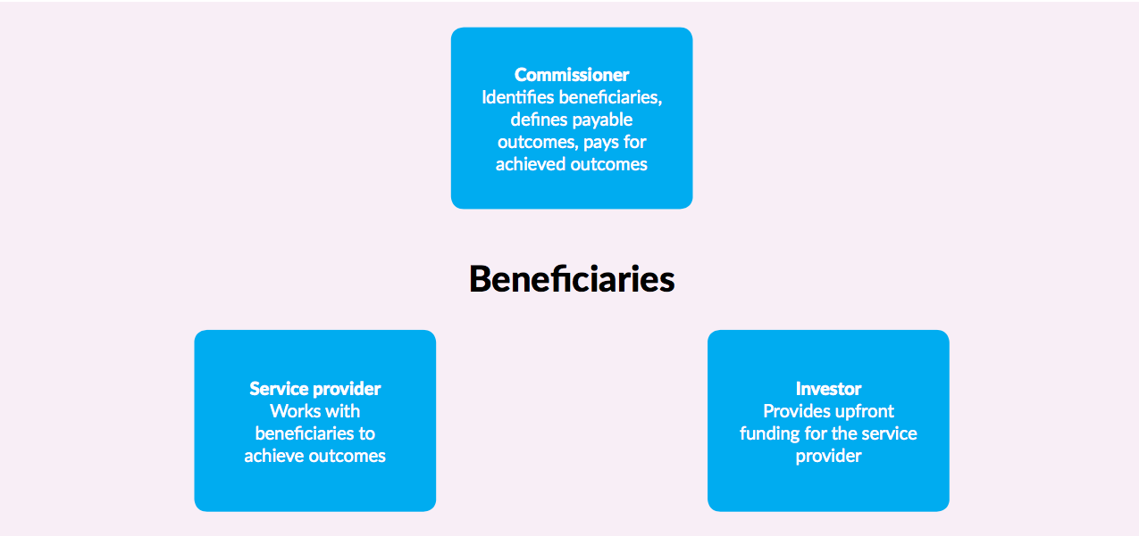 Figure 1: SIBs as partnerships - partners and responsibilities