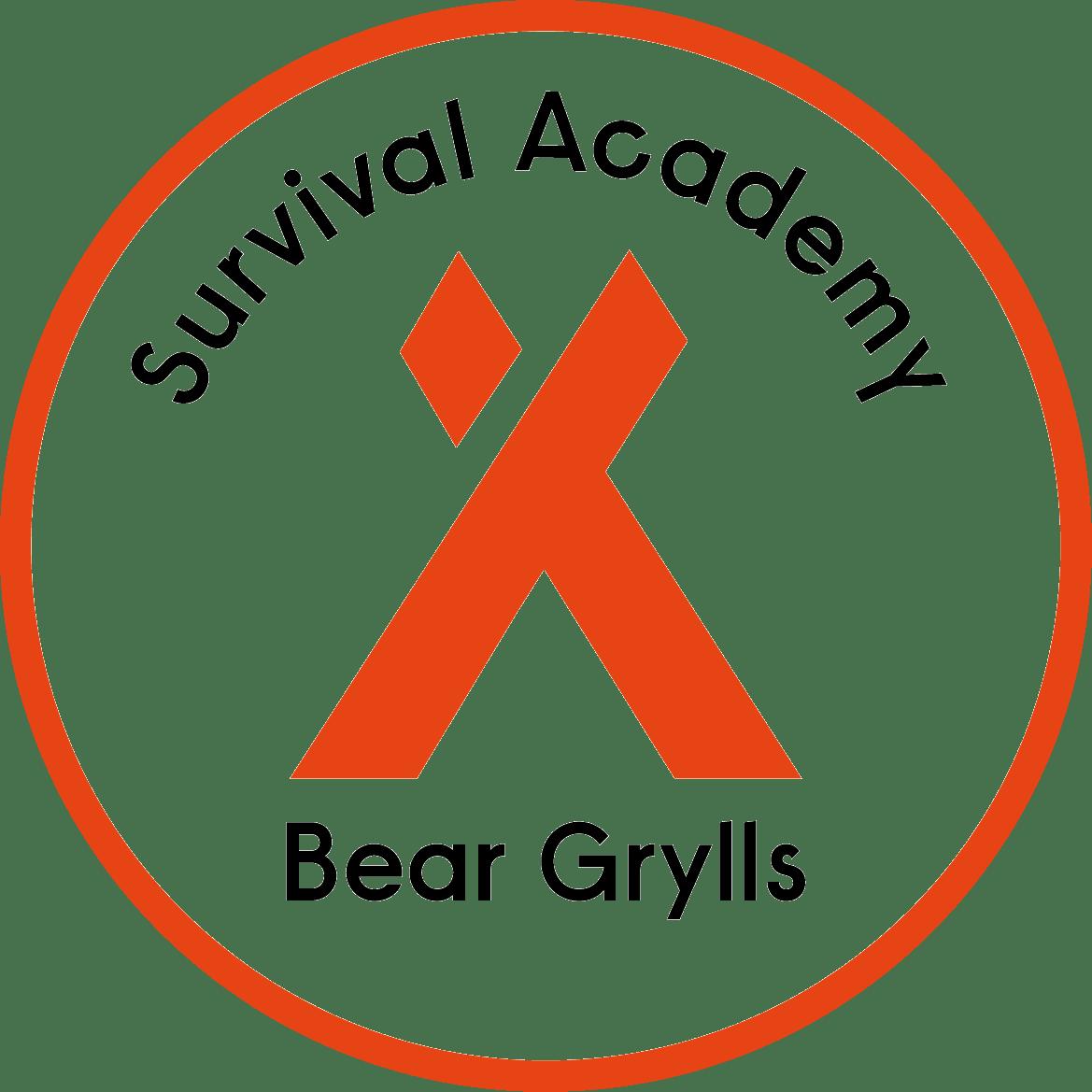 Bear Grylls Survival Academy logo