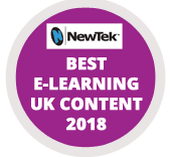 Best E learning content UK 2018