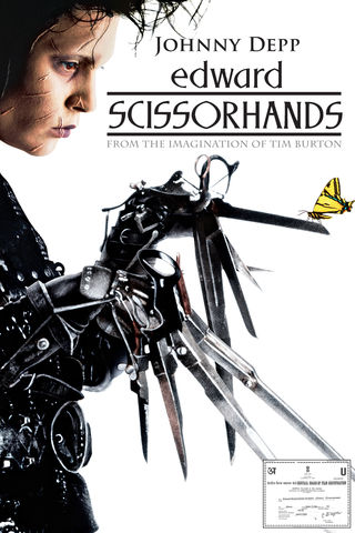 <h2>Edward Scissorhands</h2>