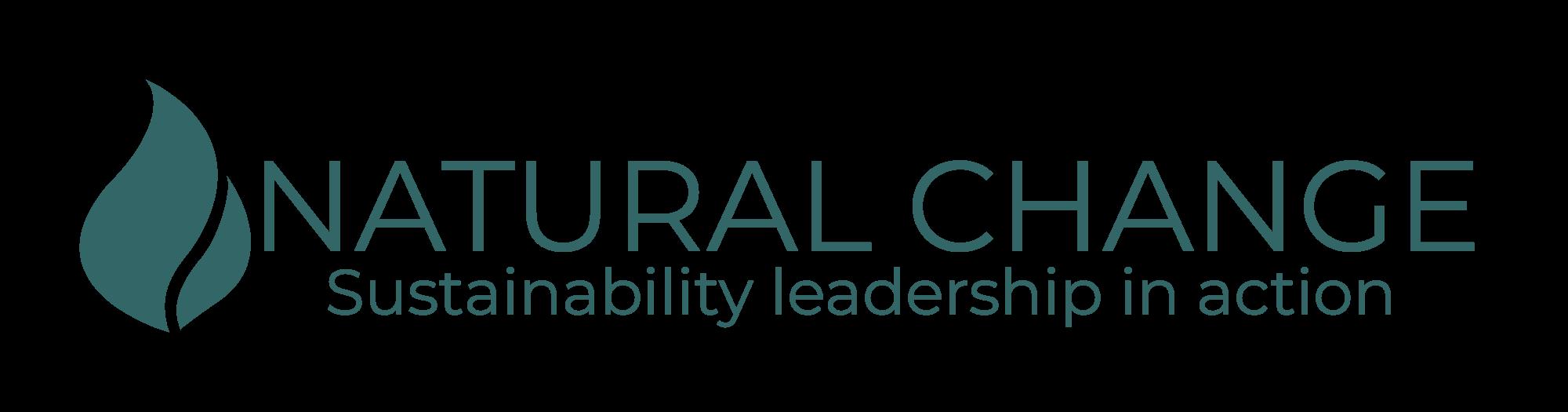 Natural Change logo