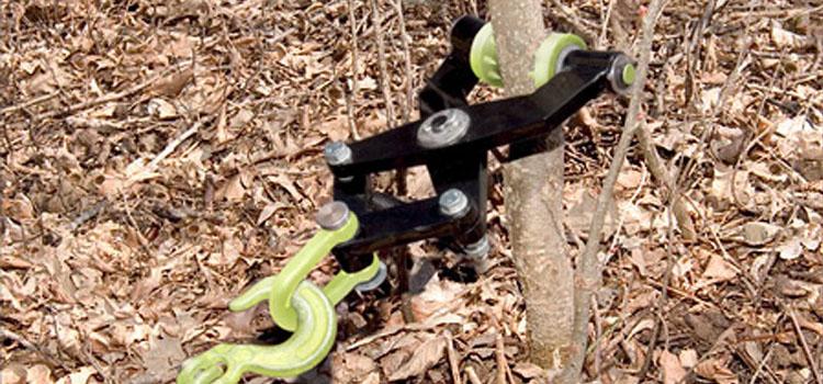 Удаление деревьев с помощью Brush Grubber