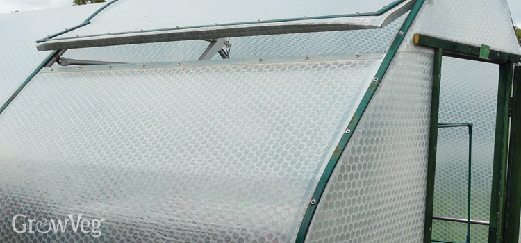 Cheap And Cheerful Ways To Insulate Your Greenhouse