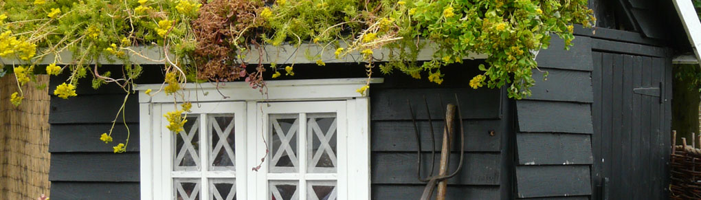Great Ideas for Garden Sheds
