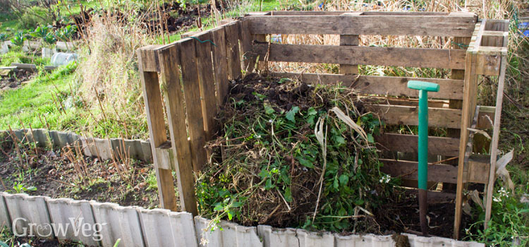 Pallet composter