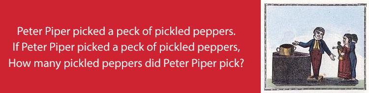 """Peter"