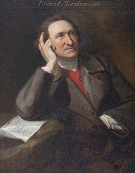 Robert Marsham, one of the first modern phenologists