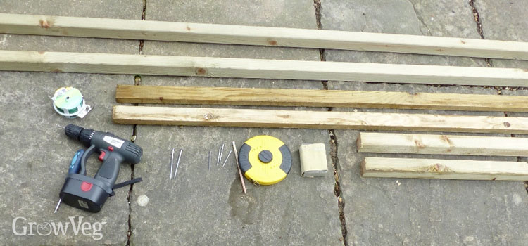 Tools needed for building splayed bean support