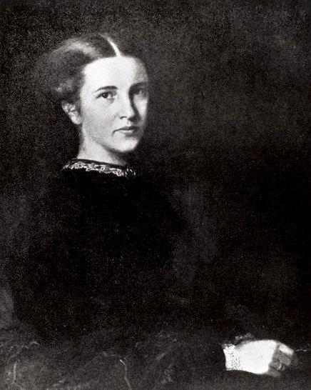 portrait of Elizabeth Garrett Anderson