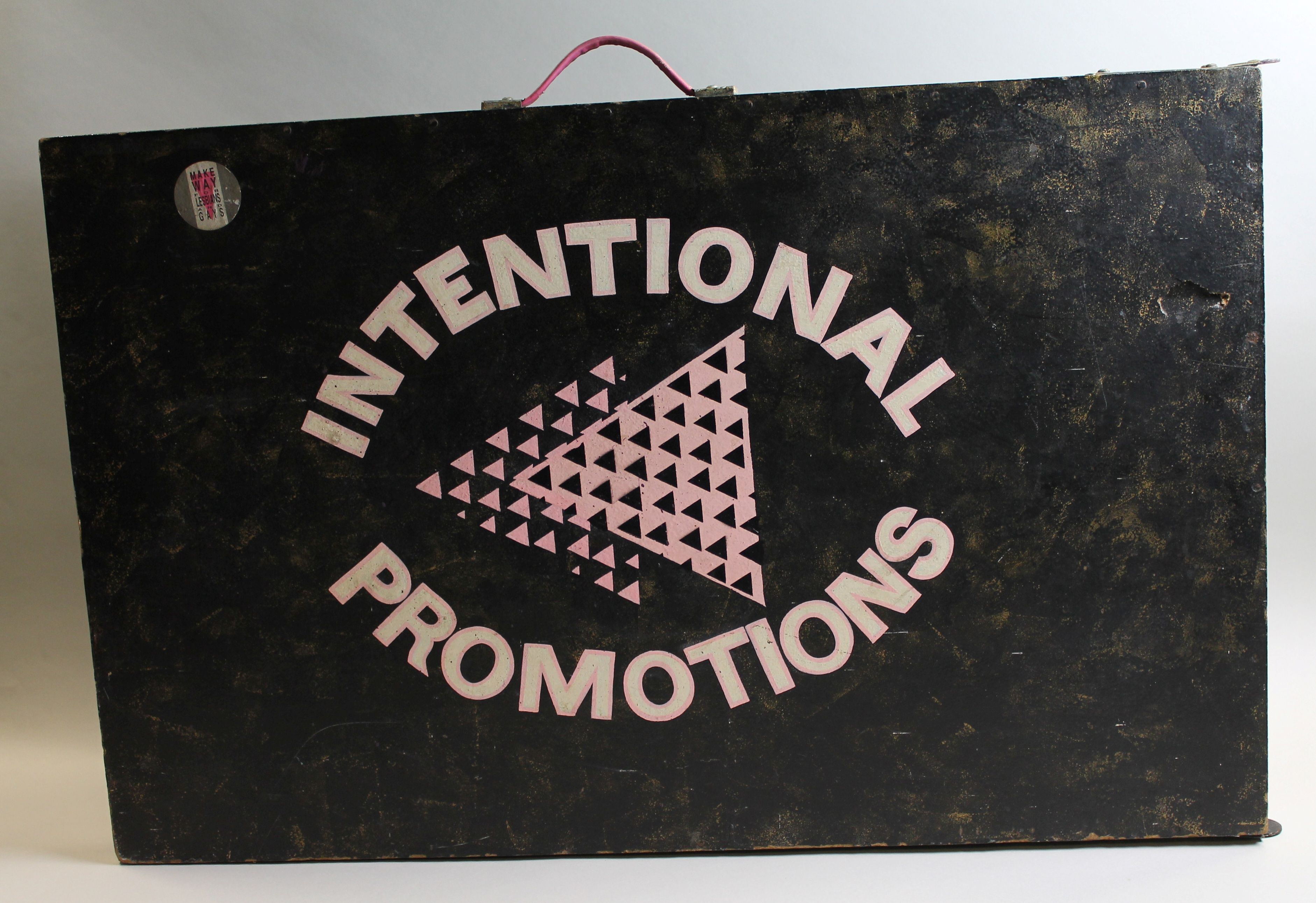 Intentional Promotions Pasting Table