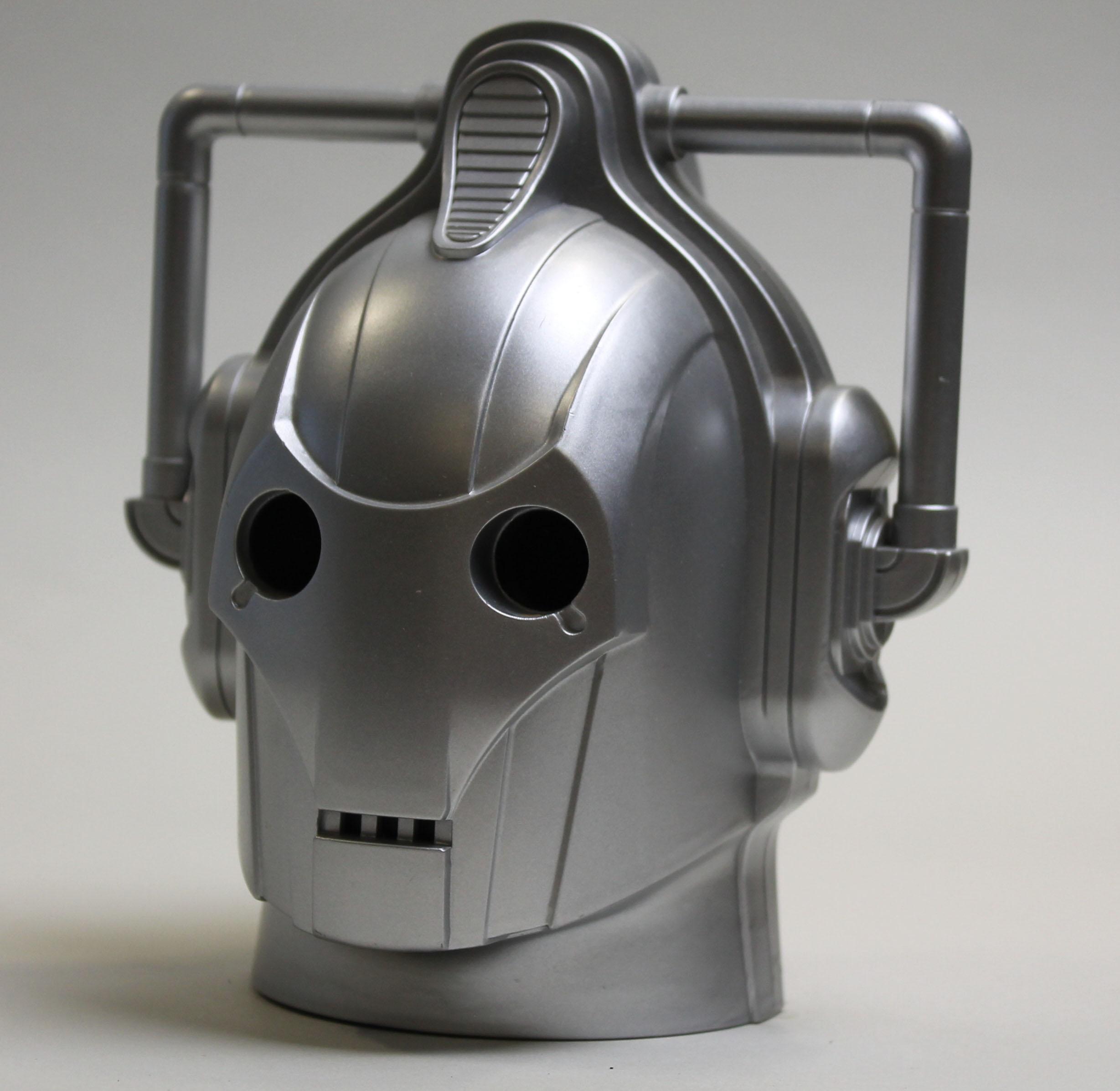 Cyberman Toy