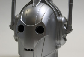 Cyberman Toy
