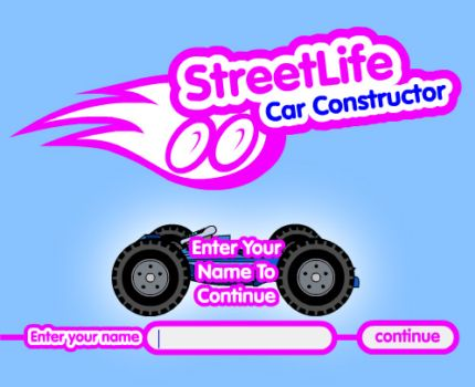 Streetlife Car Constructor