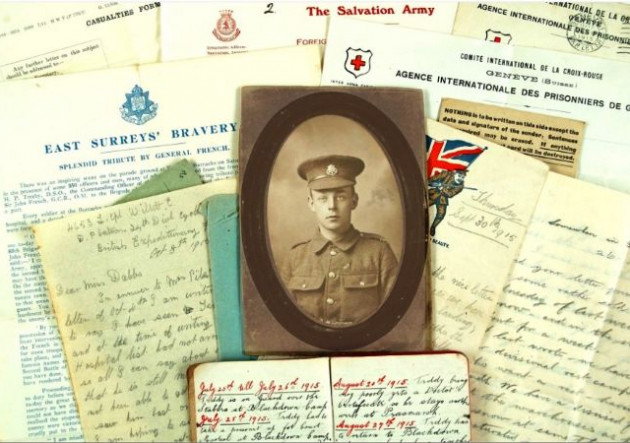 First World War Centenary Resources