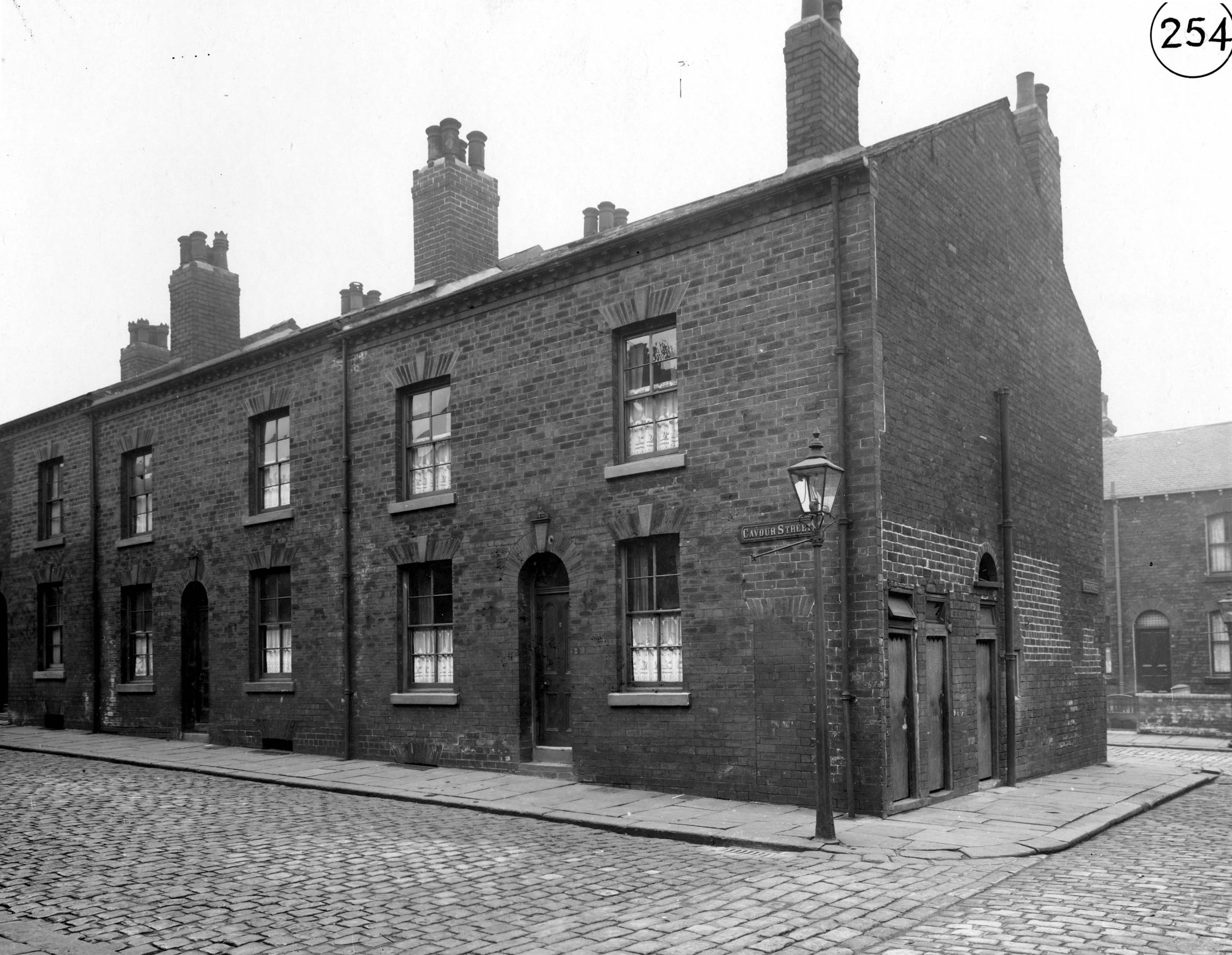 Back-to-Back Terraced houses in Leeds