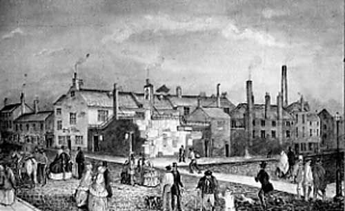 The Leeds Workhouse • History of Leeds - Poverty and Riches • MyLearning