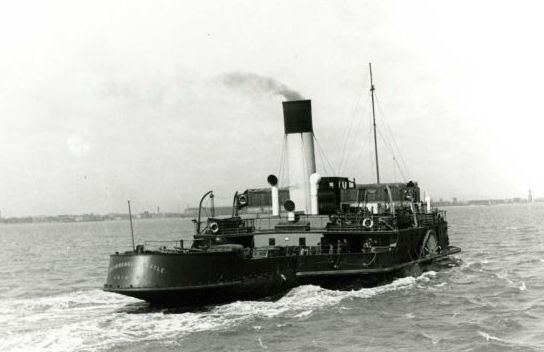 Photo of New Holland Ferry 1946
