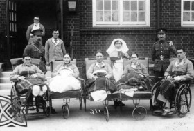 Life in WW1 Country House Hospitals