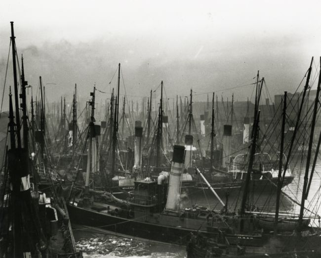 St Andrew S Dock A Home For Hull S Fishing Fleet Local Heroes