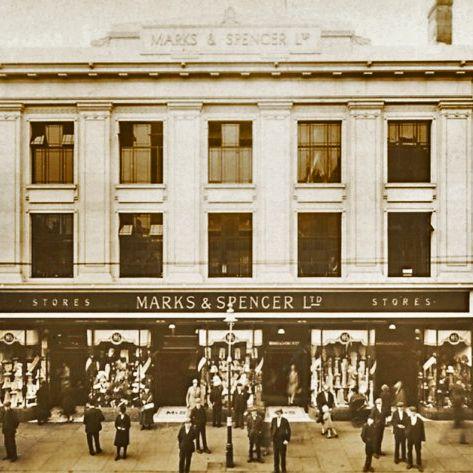 M&S Bolton store 1929