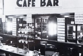 Archive photo of M&S cafe bar
