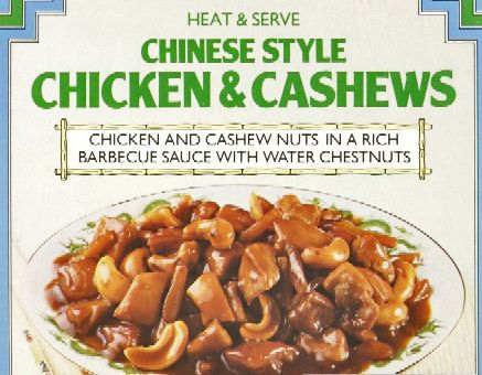 M&S Chinese Ready Meal from 1985