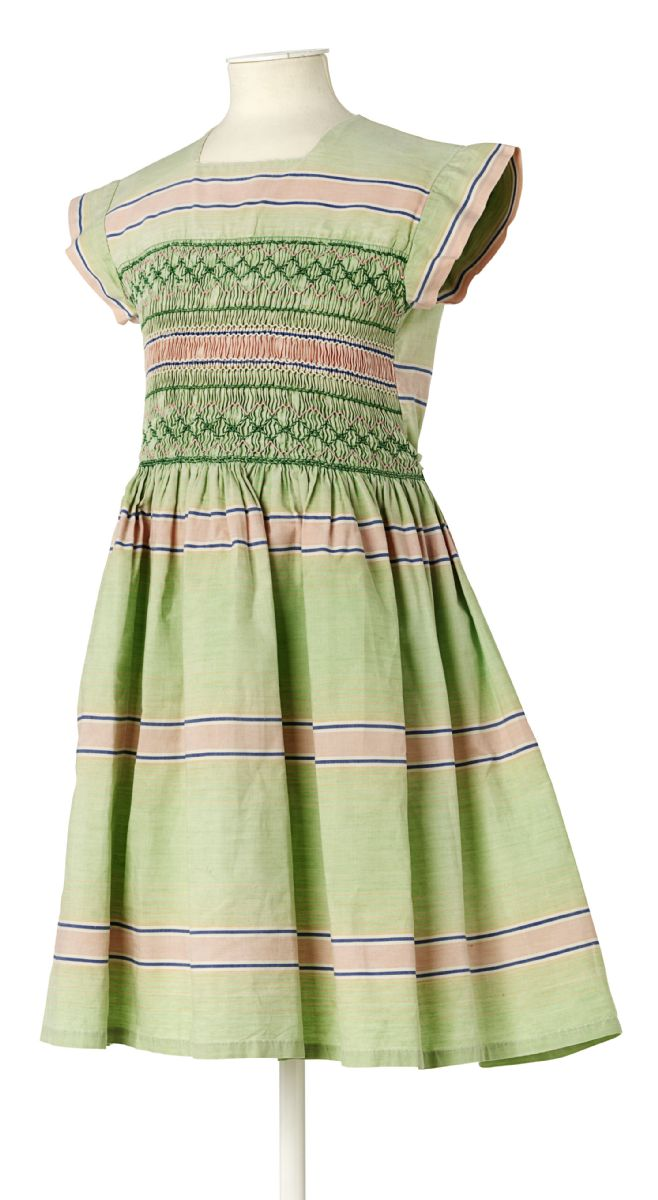 Girls dress from the 1950s by Marks and Spencer
